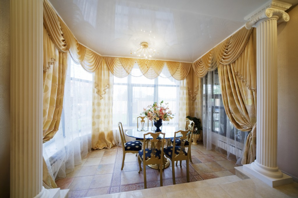 drapes, window treatments, cleaning drapes, clean blinds