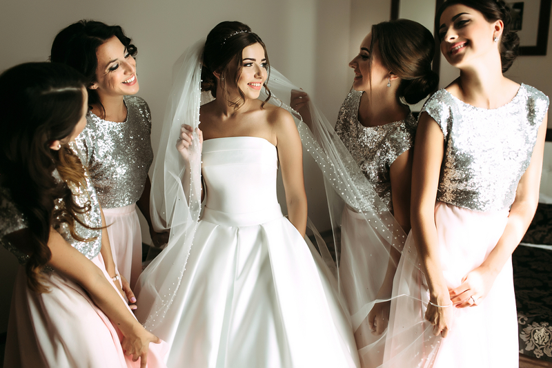 Wedding Dress Cleaning Pre And Post Wedding Garment Care By Hallak