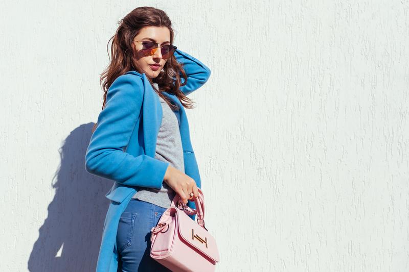 Hallak Cleaners Luxury Handbag Purse