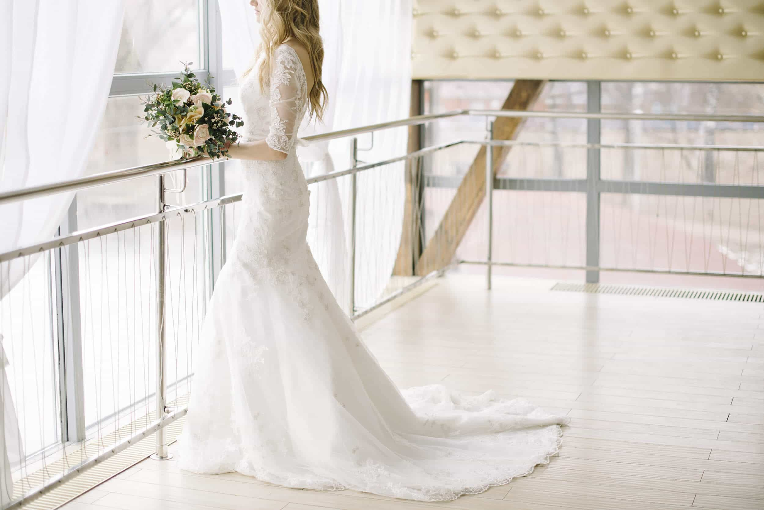 NYC wedding gown cleaning and preservation