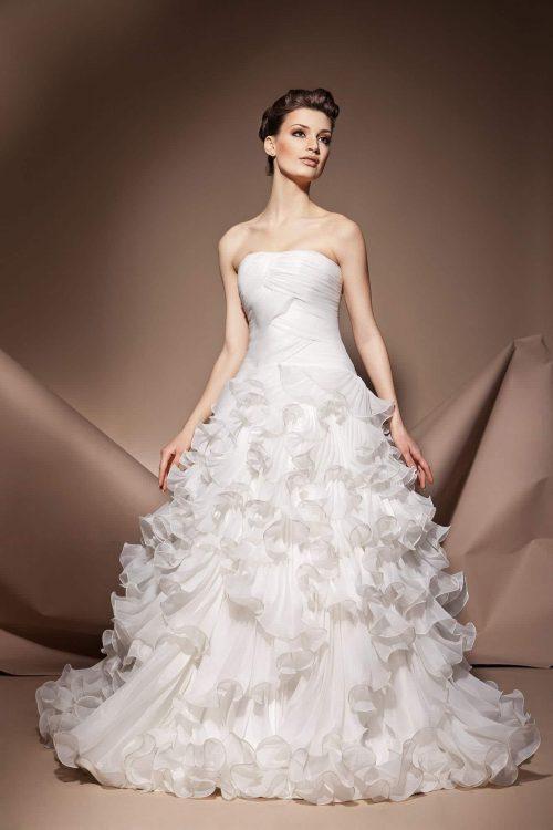 NJ and NYC wedding gown cleaner - Hallak